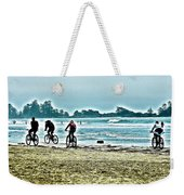 Beach Ride Weekender Tote Bag