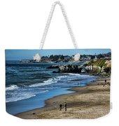 Beach Scene California  Weekender Tote Bag