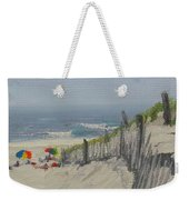 Beach Scene Miniature Weekender Tote Bag