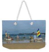 Beach Serene  Weekender Tote Bag