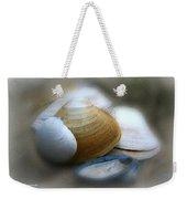 Beach Shells Weekender Tote Bag