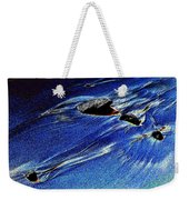 Beach Sinuosity Weekender Tote Bag