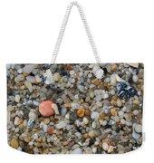 Beach Stones Weekender Tote Bag