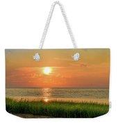 Beach Sunset Glory Weekender Tote Bag