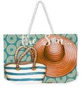 Beach Time-jp3618 Weekender Tote Bag