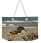 Beach Treasures 1 Weekender Tote Bag