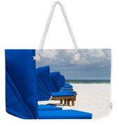 Beach Umbrellas 3 By Darrell Hutto Weekender Tote Bag
