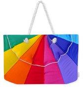Beach Umbrella's Cell Phone Art Weekender Tote Bag