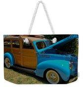 Beach Wagon Weekender Tote Bag
