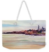 Beach Warmth Weekender Tote Bag