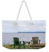 Beach With A View Weekender Tote Bag