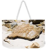 Beach Woman Weekender Tote Bag by Jorgo Photography - Wall Art Gallery