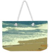 Beachcombers Walk Weekender Tote Bag