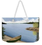 Beached In Ontario Weekender Tote Bag