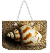 Beached Shell Weekender Tote Bag