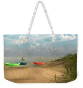 Beached... Weekender Tote Bag