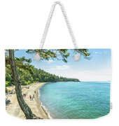 Beaches Of The Pacific Northwest Weekender Tote Bag