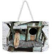 Beachfront Birdhouse For Rent 1 Weekender Tote Bag