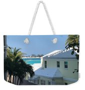 Beachfront Property Weekender Tote Bag