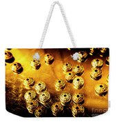 Beads From Another Universe Weekender Tote Bag