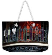 Beads In The French Quarter Weekender Tote Bag