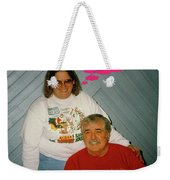 Beam Me Up Weekender Tote Bag