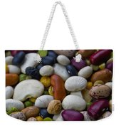 Beans Of Many Colors Weekender Tote Bag