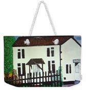 Bear Cottage Weekender Tote Bag