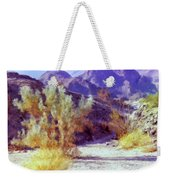 Bear Creek Trail Weekender Tote Bag