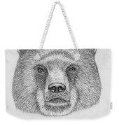 Bear Weekender Tote Bag