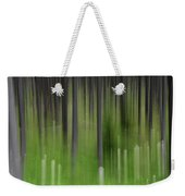 Bear Grass And Lodgepoles Weekender Tote Bag