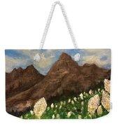 Bear Grass Bloom 2017 Weekender Tote Bag