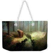Bear Mountain Fantasy Weekender Tote Bag