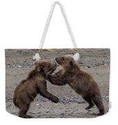 Bear Play Weekender Tote Bag