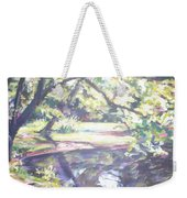 Bear Pond Weekender Tote Bag