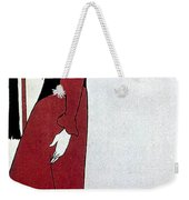 Beardsley: Poster Design Weekender Tote Bag