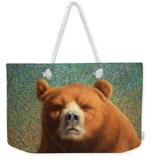 Bearish Weekender Tote Bag