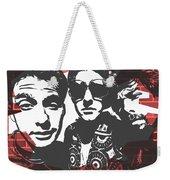 Beastie Boys Graffiti Tribute Weekender Tote Bag
