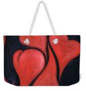 Beating Hearts  Weekender Tote Bag