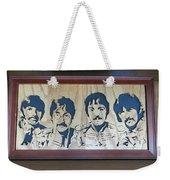 Beatles Sgt Pepper Weekender Tote Bag
