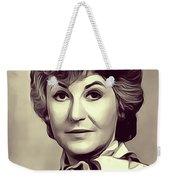 Beatrice Arthur, Vintage Actress Weekender Tote Bag