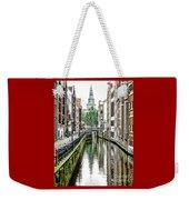 Beautiful Amsterdam Weekender Tote Bag