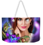 Beautiful Angie Weekender Tote Bag