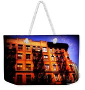 Beautiful Architecture Of New York - Ship Of State Weekender Tote Bag
