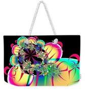 Beautiful Balloon Bouquet Fractal 57 Weekender Tote Bag