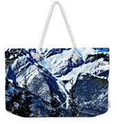 Beautiful Banff Weekender Tote Bag