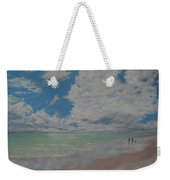 Beautiful Beach Day Weekender Tote Bag