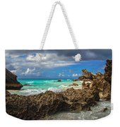 Beautiful Bermuda Weekender Tote Bag