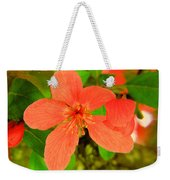 Beautiful Blossom Weekender Tote Bag