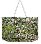 Beautiful Blossoms - Digital Art Weekender Tote Bag by Carol Groenen